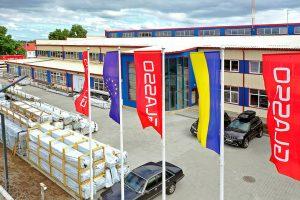 Завод GLASSO