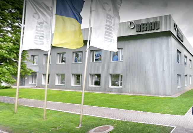 Завод Рехау